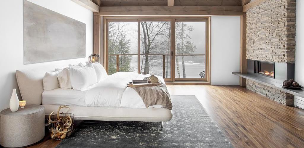 Inspiración: dormitorios de estilo rústico