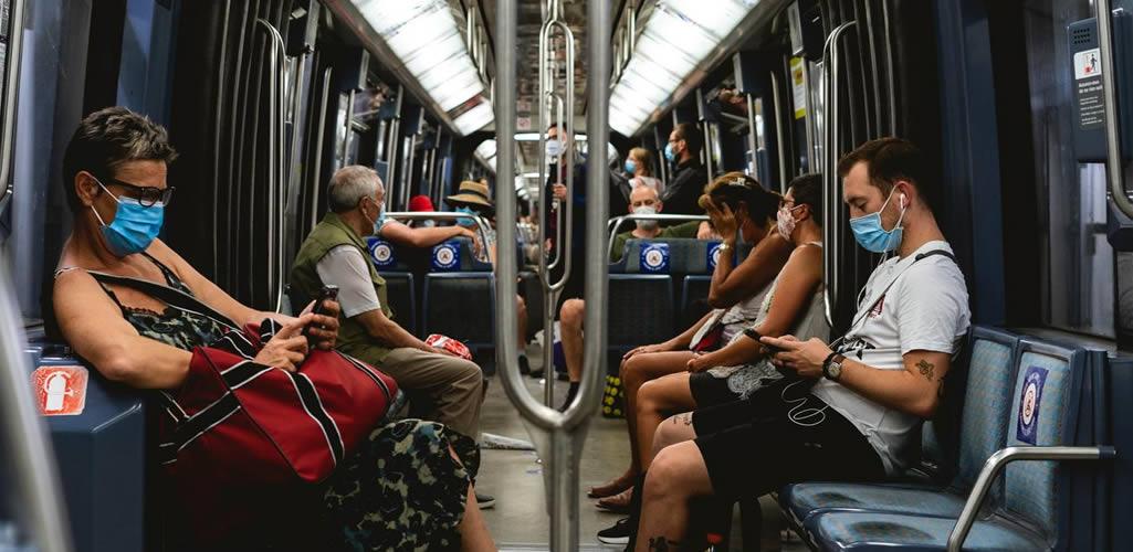 El futuro del transporte público después de COVID-19