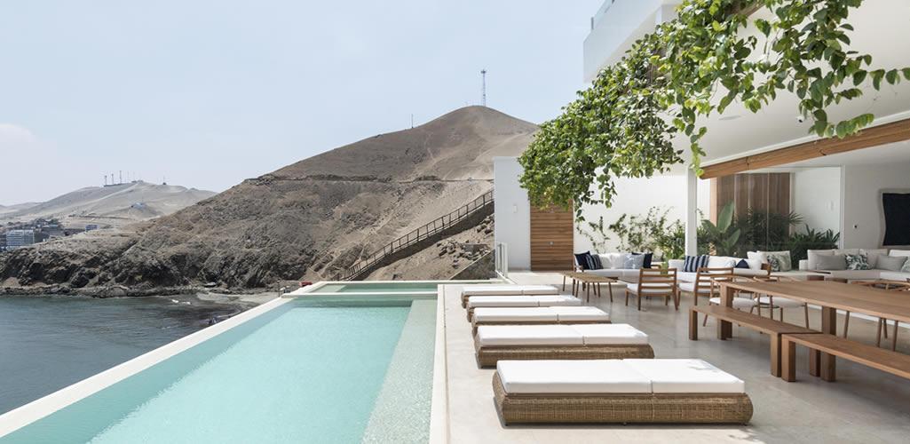 Casa Marina Lancheros por Giovanni Schettini Arquitectos