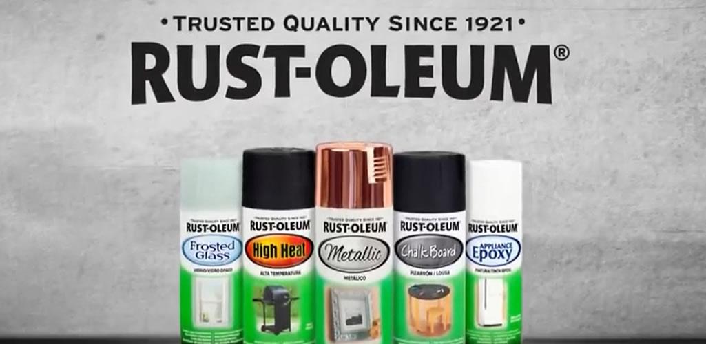 Descubre la línea Rust Oleum Specialty
