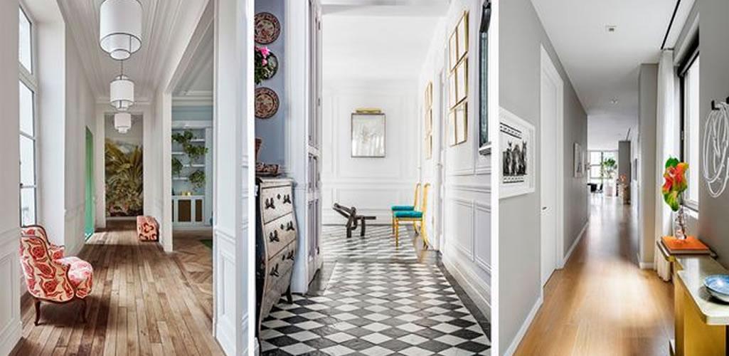 Ideas para decorar y aprovechar el pasillo