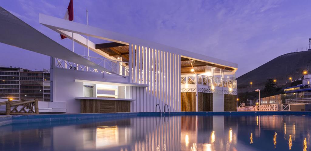 Restaurante y Bar CNA por MdA Arquitectura