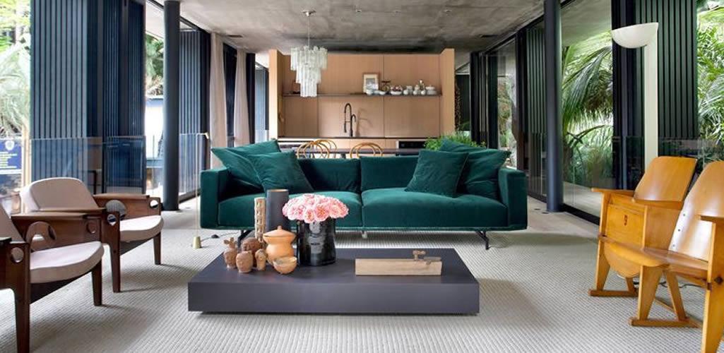 10 colores perfectos para el sofá