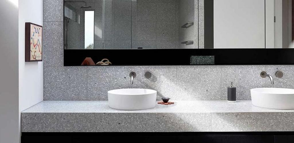Baños con decoración minimalista para crear espacios modernos