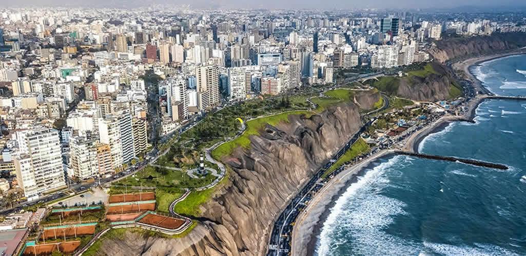 Lima, una megápolis informal