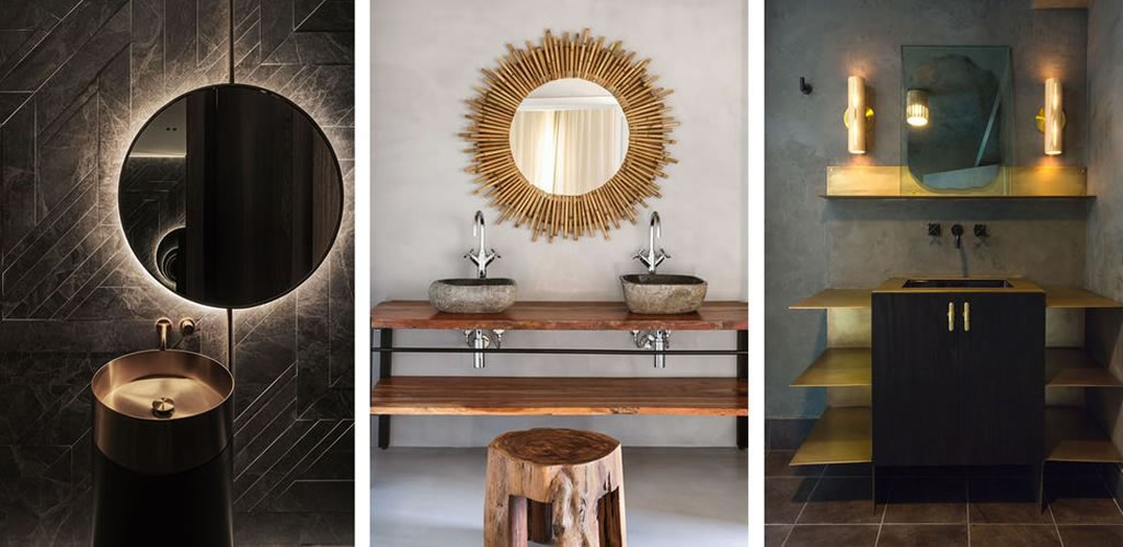 Tendencia: Espejos modernos