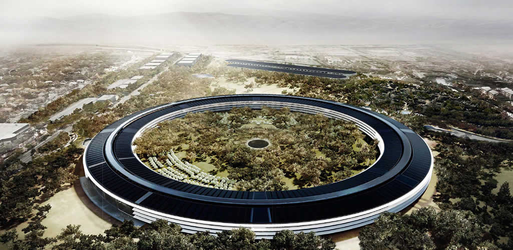 Apple se extiende de la mano de Foster + Partners