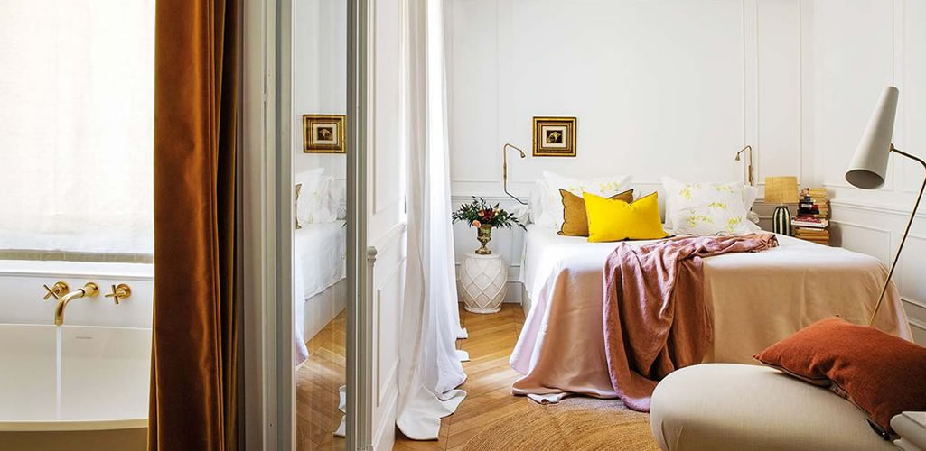 Consejos para tener un 'Bed Styling' perfecto en tu dormitorio