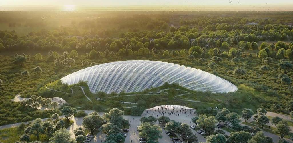 Así será Tropicalia, el edificio de Coldefy enfocado en la naturaleza