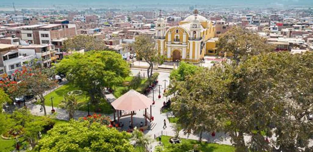 Municipalidad de Lima aprueba cambio de zonificación del distrito de Lurín
