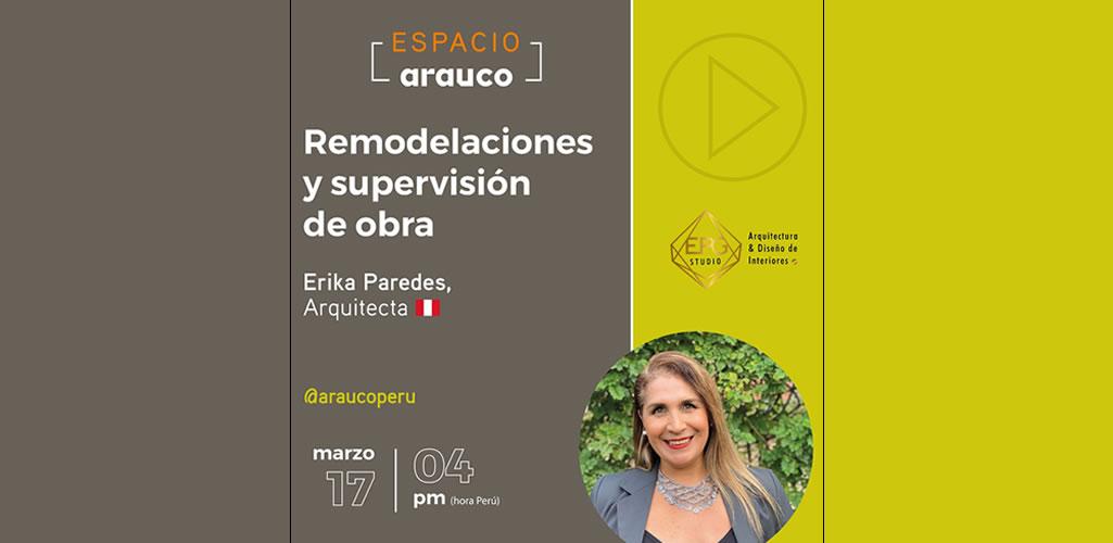 Conoce más sobre el próximo curso virtual de Dossier con Arauco