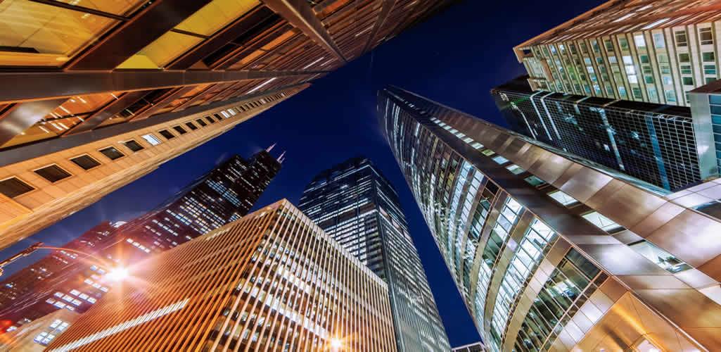 La rápida aceleración digital de los edificios