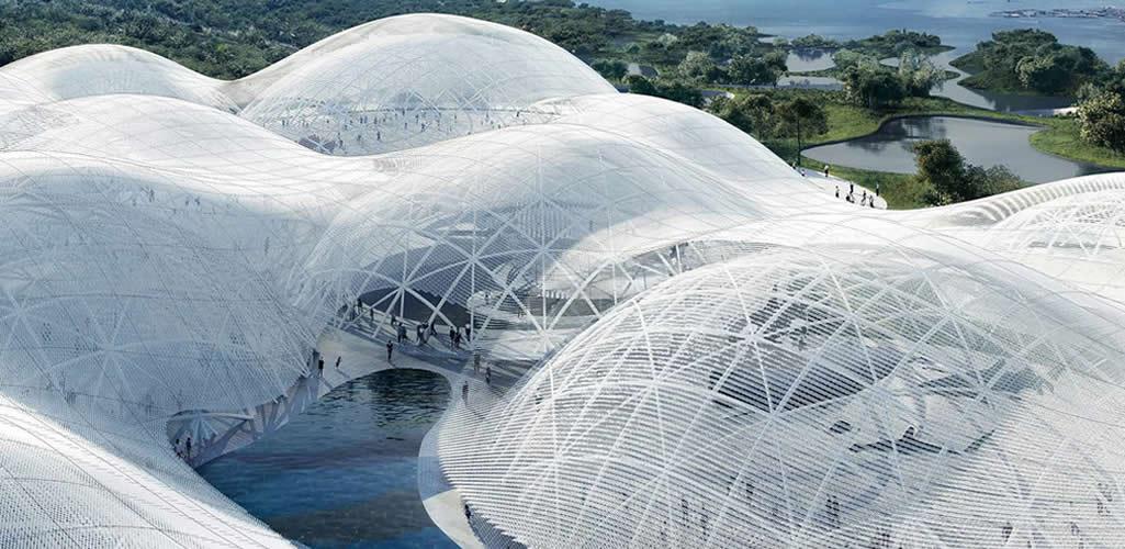 El Museo Marítimo de Shenzhen