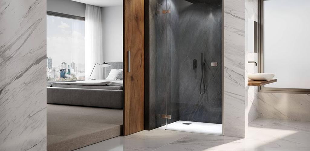 Cómo reformar tu baño sin hacer obras: Todo lo que puedes lograr con una mampara