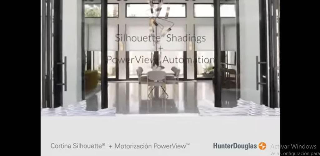Descubre la belleza y la funcionalidad de la Cortina Silhouette HunterDouglas