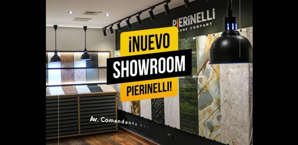 Pierinelli: nuevo showroom con productos exclusivos ahora en Meglio