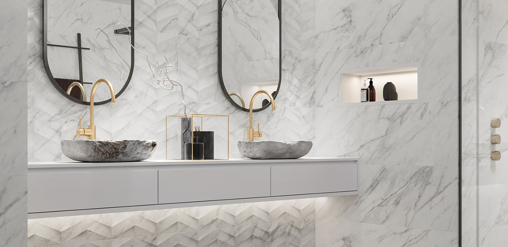 8 elementos para crear un baño de ensueño