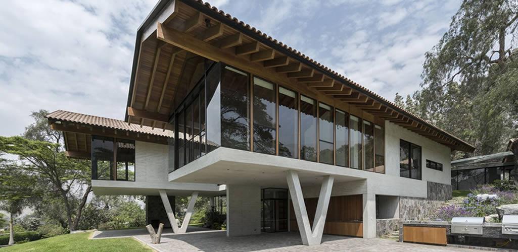 Casa Los Cóndores por Borasino Arquitectos + del Solar arquitectos