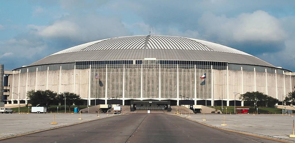 Astrodome de Houston, el primer estadio techado del mundo