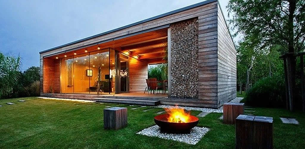 ¿Cómo diseñar casas temporales?