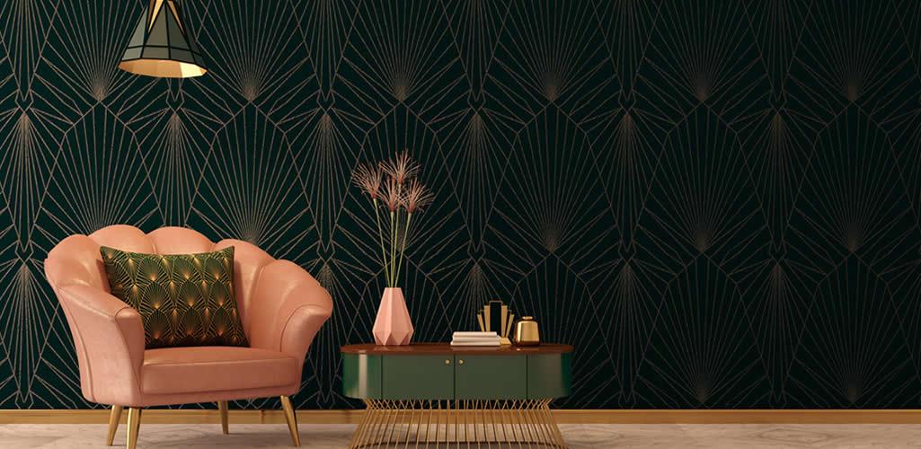 ¿Cómo combinar texturas y estampados en el hogar?