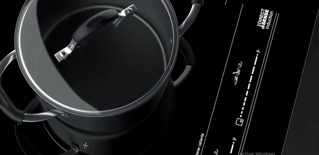Teka: Nueva Placa de Inducción DirectSense