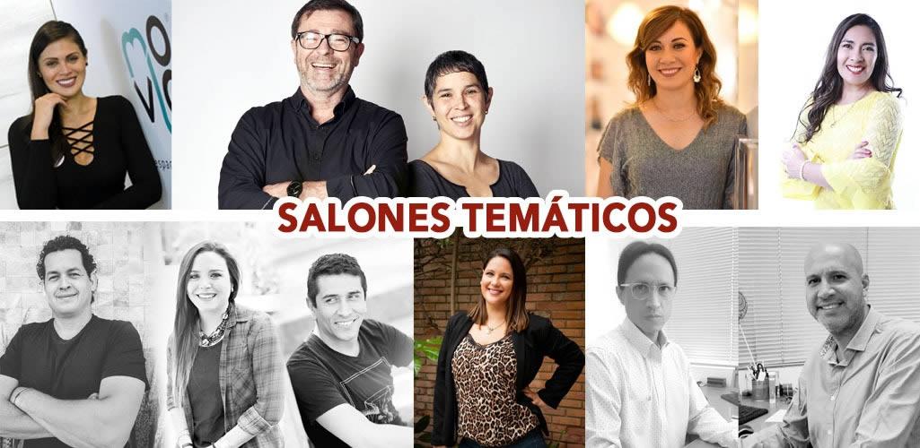 """La Semana del Diseño presenta """"Salones temáticos virtuales"""""""