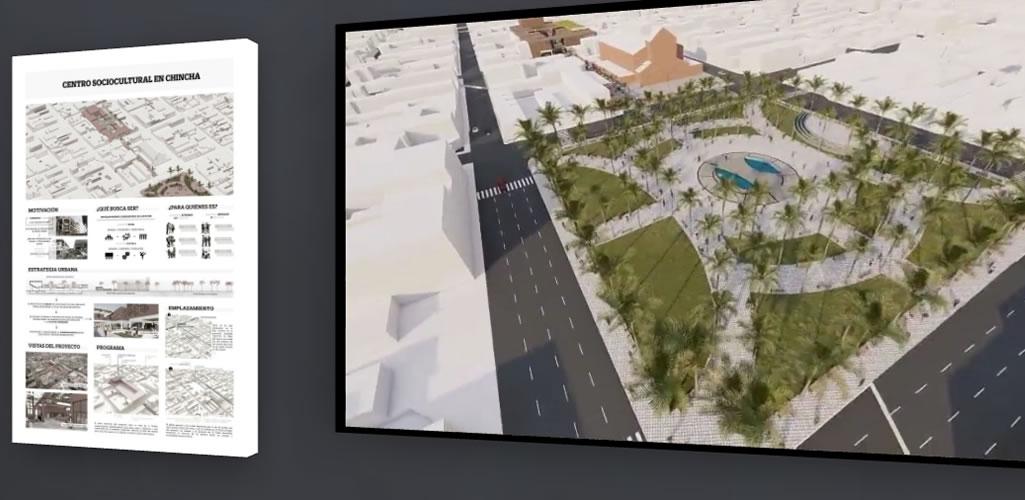 Arquitecturas de la imaginación, la exhibición que muestra cómo sería una ciudad moderna y sostenible