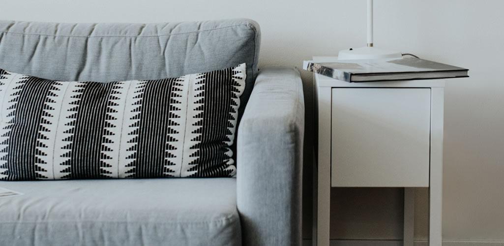 Cómo hacer de tu casa un espacio minimalista usando colores y patrones
