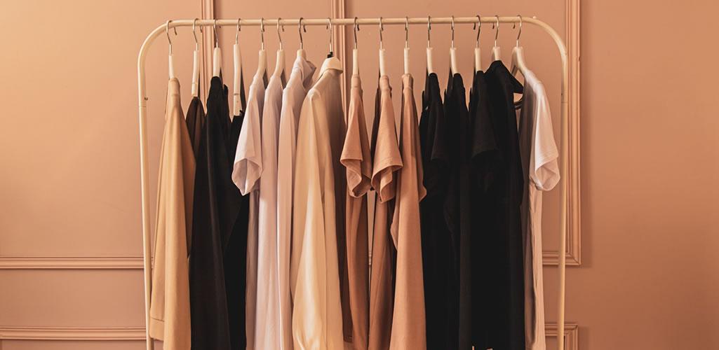 8 soluciones de almacenamiento para closets pequeños