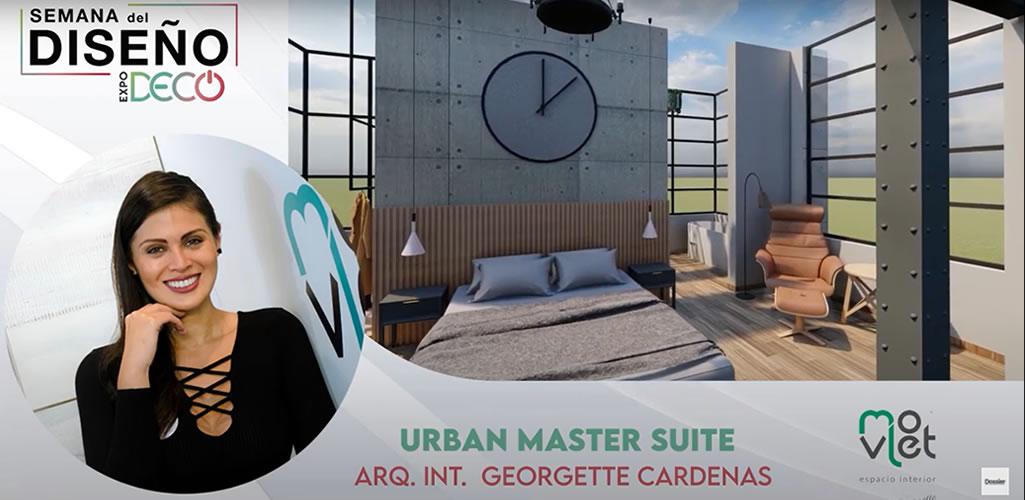 """MOVLET presentará el salón """" Urban Mater Suite"""" en #LaSemanaDelDiseño"""