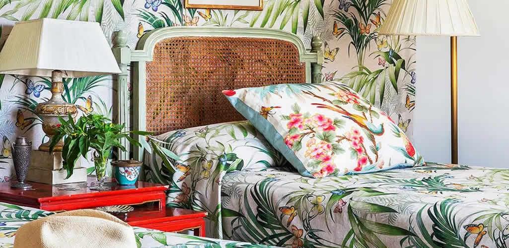 Los dormitorios más actuales inspirados en la naturaleza