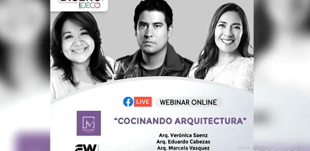 Webinar: Cocinando arquitectura
