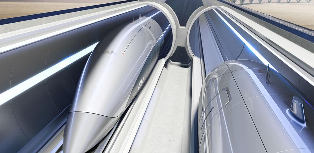 Conoce el tren futurista diseñado por Zaha Hadid Architects