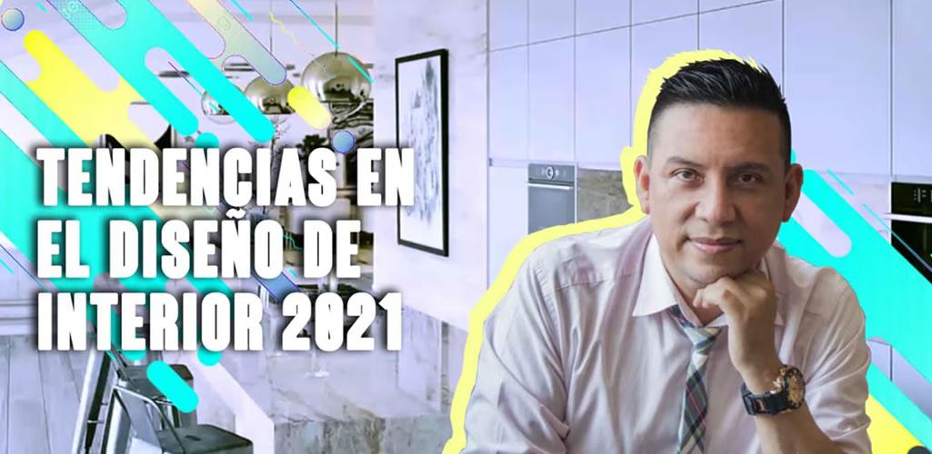 Tendencias en el diseño de interior 2021