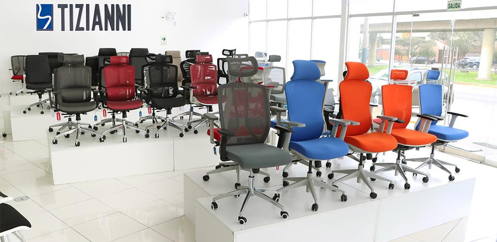 Tizianni, empresa líder en sillas ergonómicas