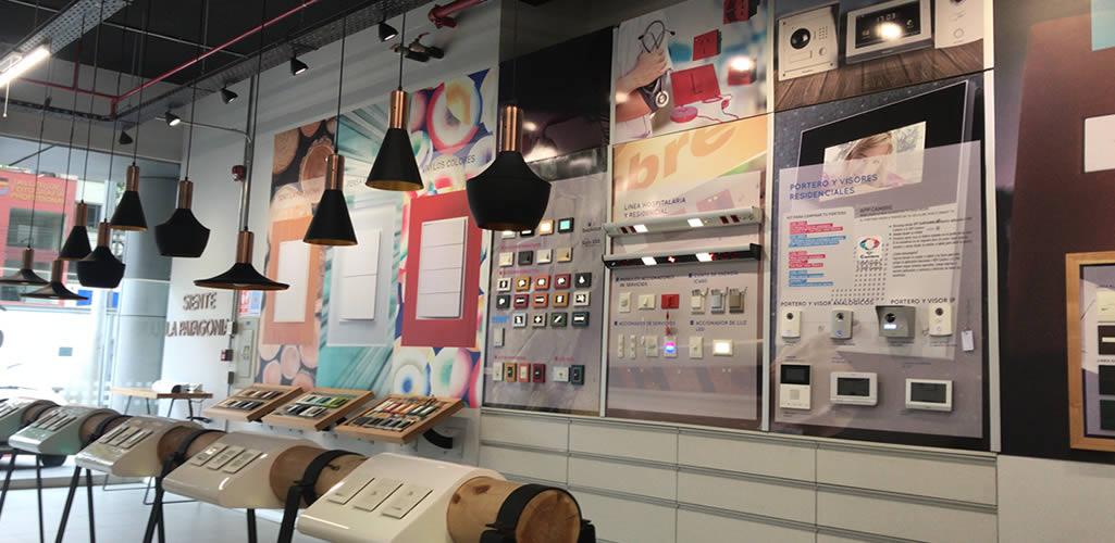 Cambre presenta su showroom con soluciones de alta calidad para todo tipo de proyectos
