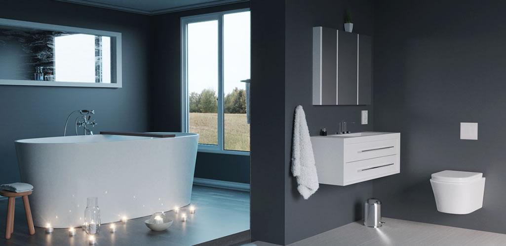 Los mejores tips para elegir el color de tu baño