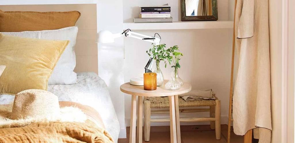 Diseño de habitaciones en espacios pequeños
