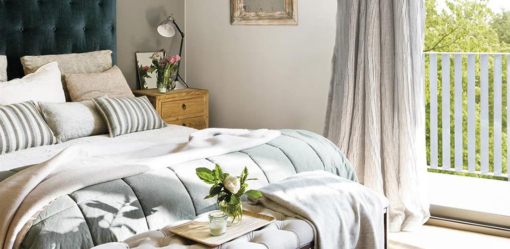 Decorar el dormitorio: 12 básicos que no te pueden faltar