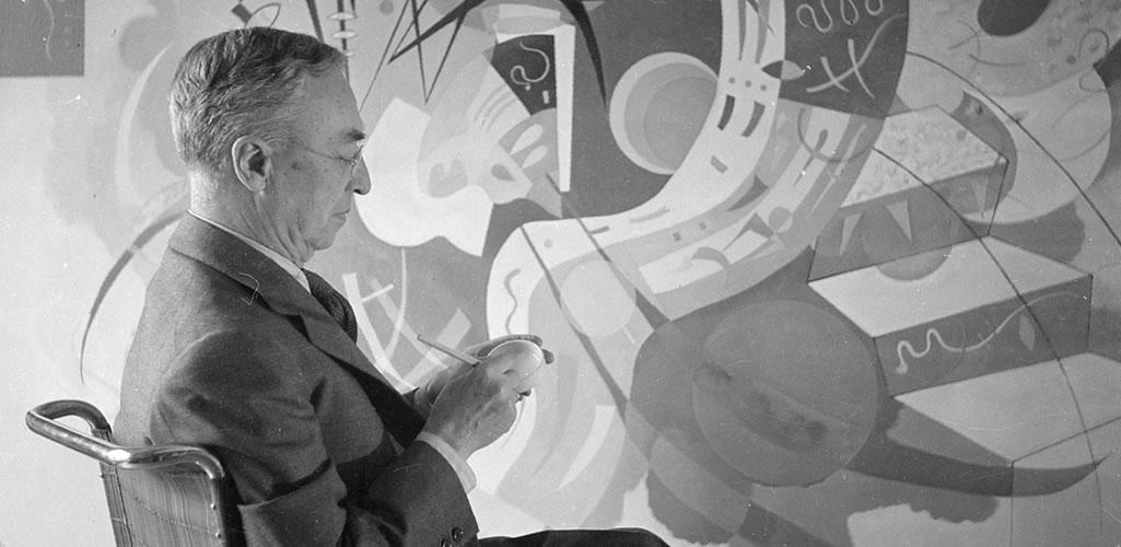 Así se aplica la teoría del color de Kandinsky en la arquitectura