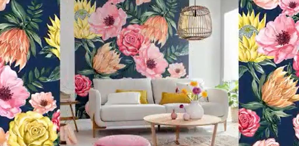 Papeles decorativos: Nuevas recolecciones - Deco Interior's