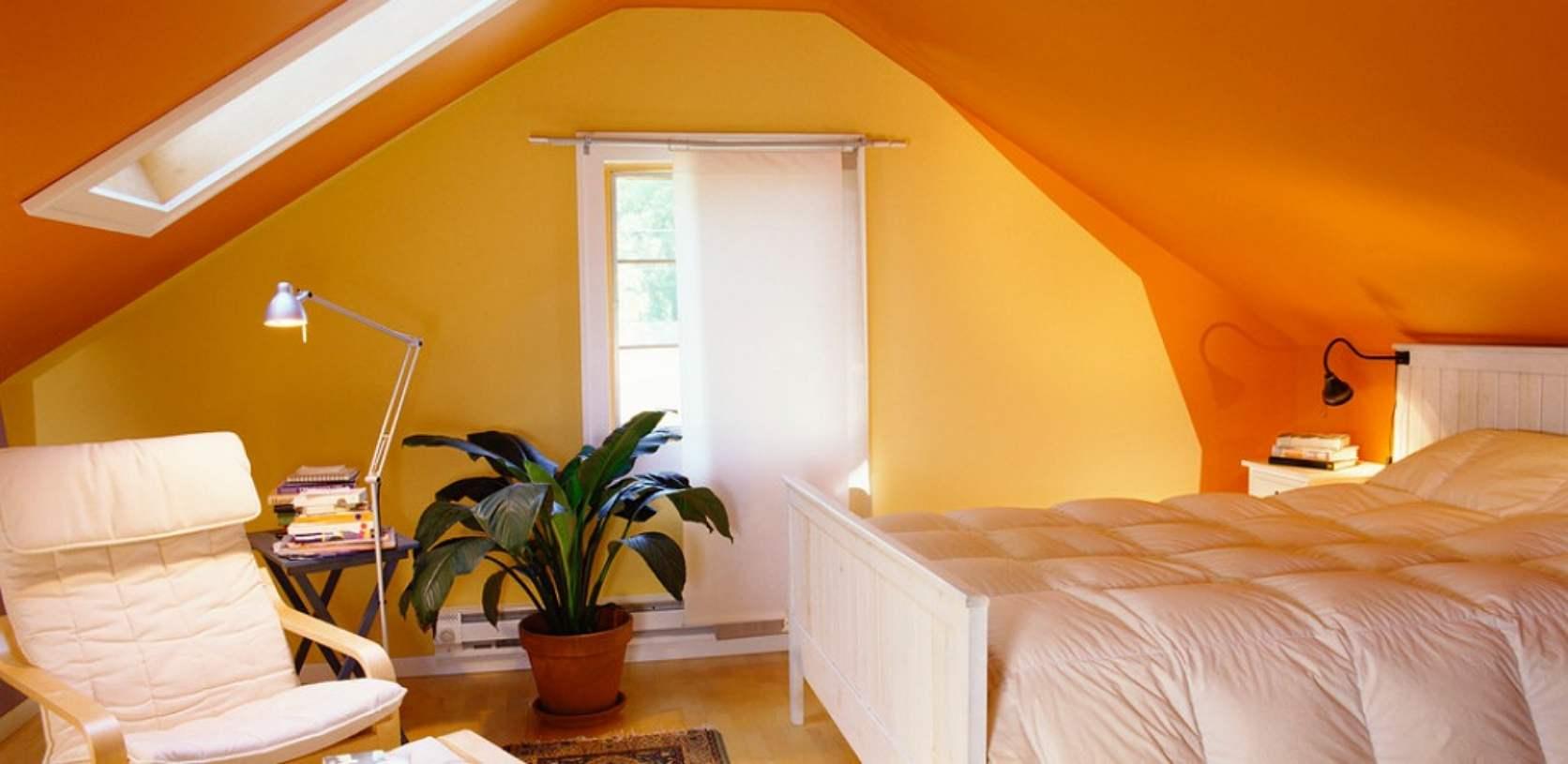 El color va en todas partes, hasta en el techo: así puedes elegir el tono ideal