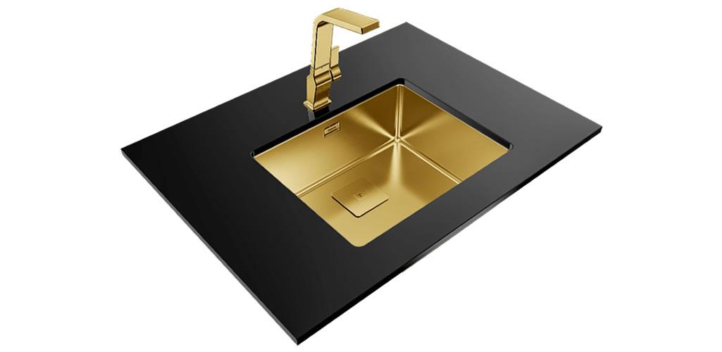 Teka presenta su nueva gama de fregaderos Metallic Edition