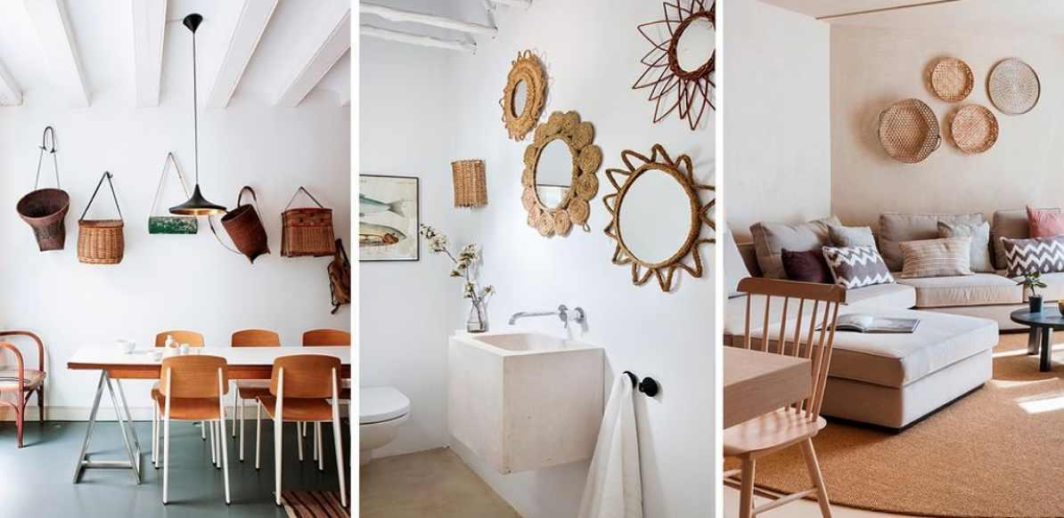 Ideas para decorar las paredes estilo Noritnic