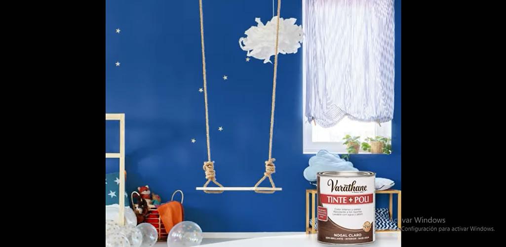 Renueva los espacios de los pequeños en casa con Rust-Oleum