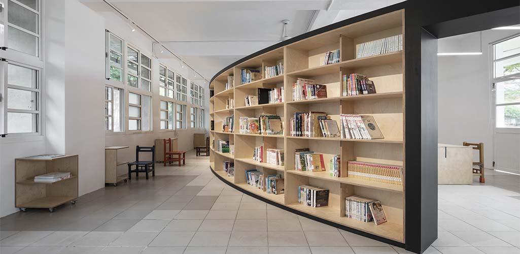 Bienestar interior: el diseño de espacios educativos