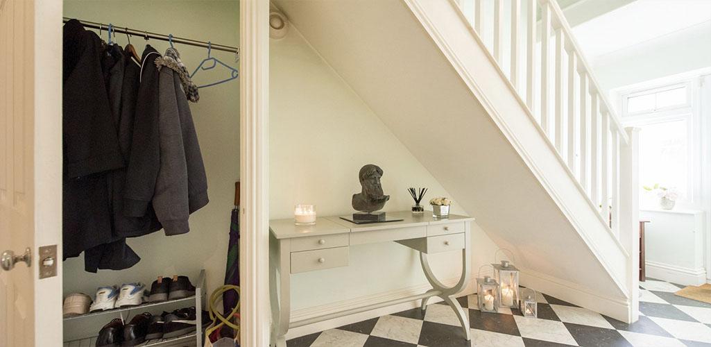 Tips para ahorrar espacio en casa