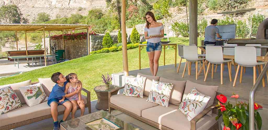 7 tips para decorar tu casa de campo