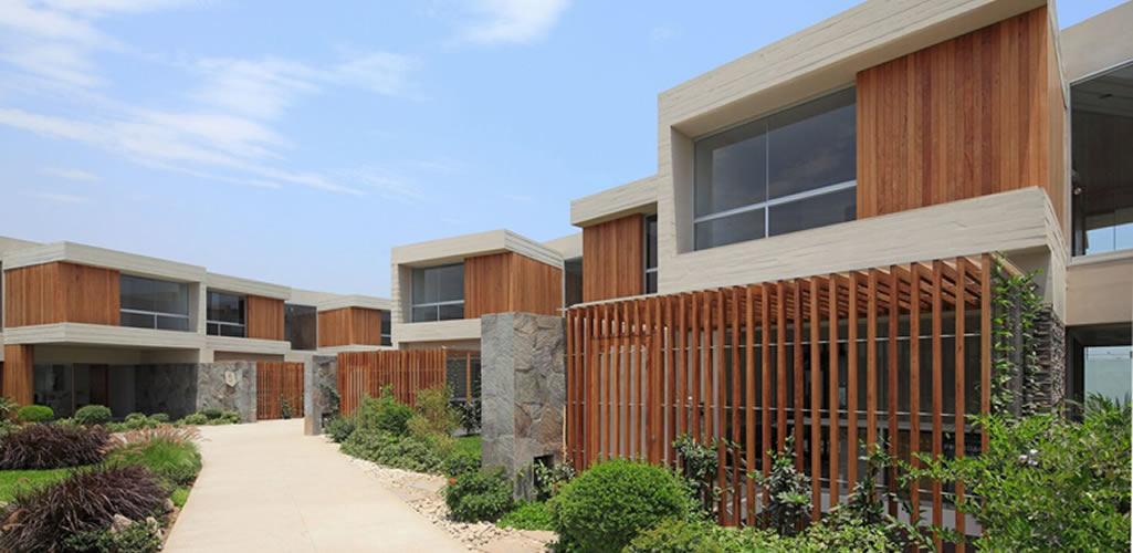 Condominio Las Moreras por González Moix Arquitectura